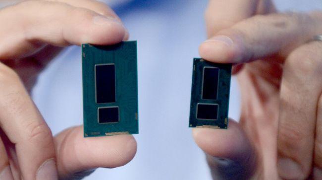 процессоры 14nm меньше и на 30% эффективнее