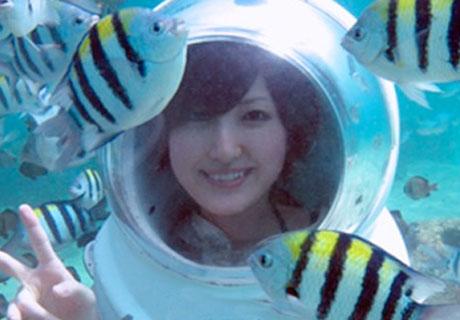 новый высокотехнологичный гаджет, разработанный Университетом инженерии и дизайна Токио, даёт его пользователям возможность дышать под водой в течение 6 часов без традиционных кислородных баллонов, или ребризеров.