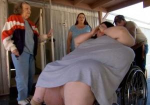 Беременная женщина-272 кг